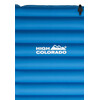 High Colorado Light Air Pump Liggeunderlag blå